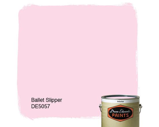 Dunn-Edwards Paints Ballet Slipper DE5057 -