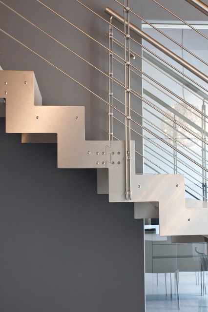 CAST - Modern Staircase modern-staircase
