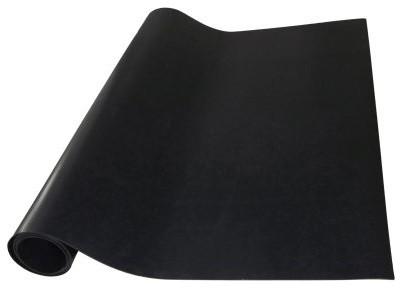 Flex Mat For Exercise Bikes and Steppers modern-bath-mats