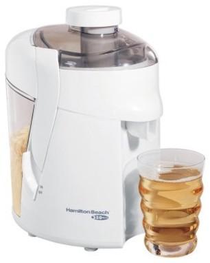 Hamilton Beach 67800 HealthSmart Juice Extractor modern-refrigerators