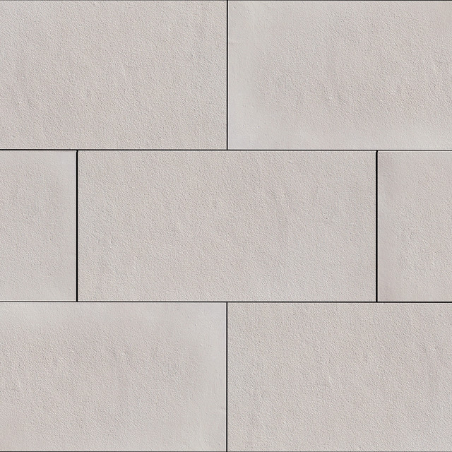 Coronado Smooth Limestone Tile Color Cream Stone