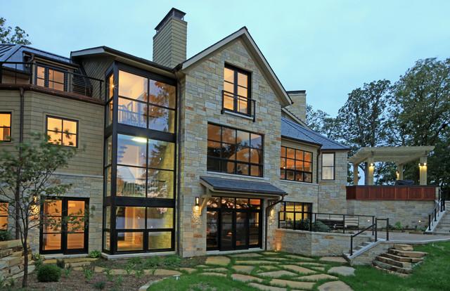 Lake Springfield Residence contemporary