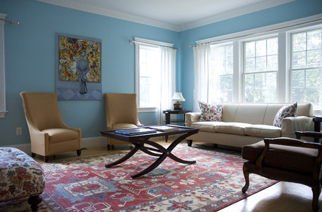 Lexington Redecoration Project traditional-living-room