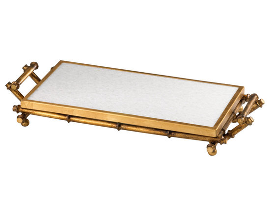 Bamboo Serving Tray - *Bamboo Serving Tray
