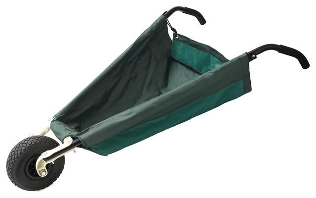 WHEEL EASY WHEELBARROW contemporary-wheelbarrows-and-garden-carts