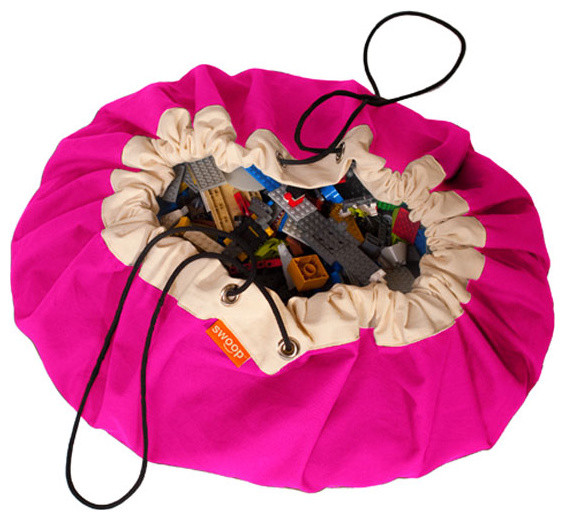 Swoop Bag, Bubble Gum, Large traditional-toy-organizers