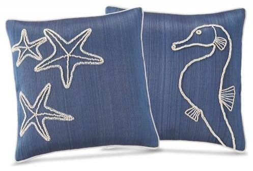 Sea of Life Pillows tropical-decorative-pillows