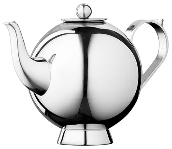 Nick Munro Spheres Teapot/Infuser Large - Nick Munro modern coffee makers and tea kettles