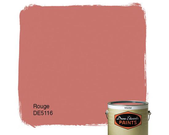 Dunn-Edwards Paints Rouge DE5116 -