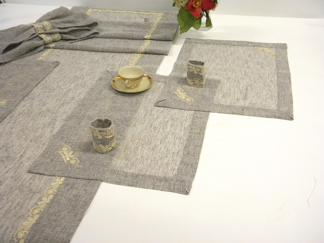 Collection Adore Table Mats Rustic Placemats Other