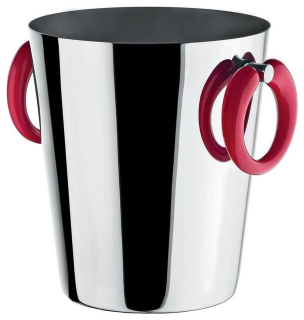 """Alessi """"Moon Bar"""" Wine Cooler contemporary-wine-and-bar-tools"""