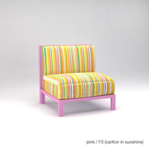 Ducduc Cabana Lounge Chair Modern Kids Chairs New