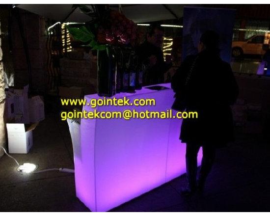 Wine Club Led Furniture And Led Bar Counter -