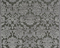 """Loloi Halton Too HT-03 5'3"""" x 7'7"""" Taupe, Grey Rug eclectic-rugs"""
