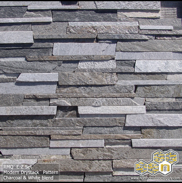 Modern Stone Veneer : Stone panels inc exterior autos post