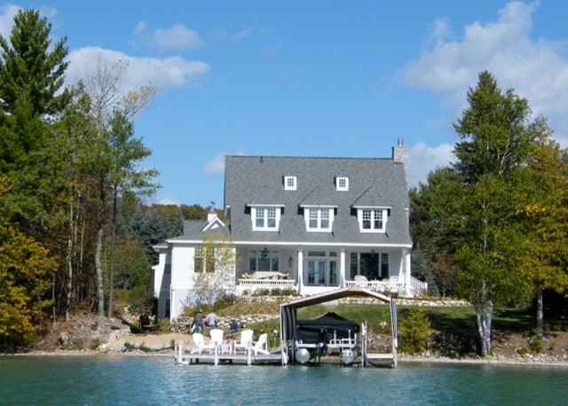 Walloon Projects traditional-exterior