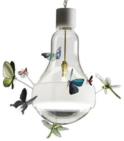johnny b butterfly by ingo maurer pendant lighting