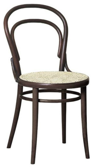 Cane Chairs Designs : Era Chair with Cane - Traditional - Dining Chairs - by Design Within ...