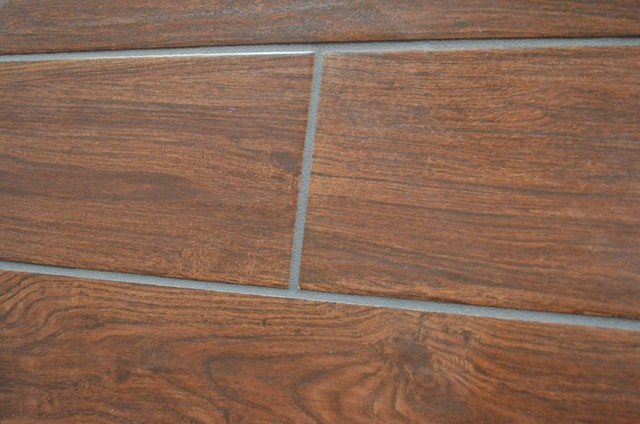 Lowe 39 S Tile Projects Modern Hardwood Flooring Chicago By TEC