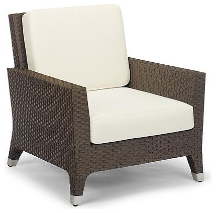 Solstice Lounge Chair with Cushions - Frontgate modern-outdoor-chairs