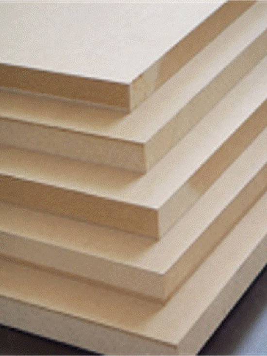 Wood Types - Wood typle: MDF (not a wood, but more of a building material)