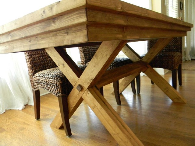 Grassland Dining Table eclectic-dining-tables