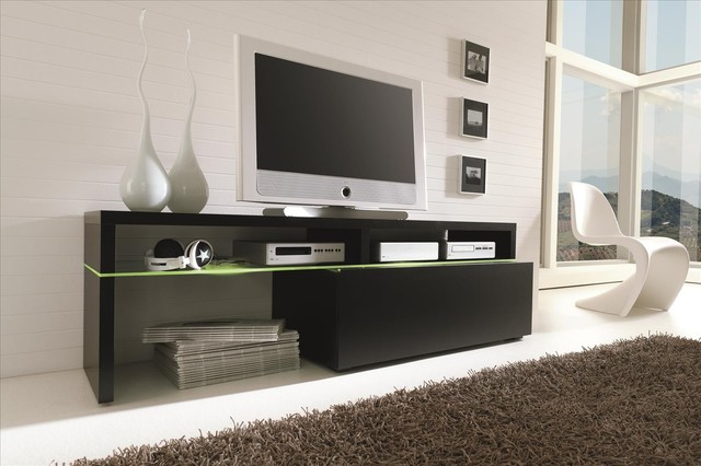 Amsterdam Modern TV Stand - Contemporary - Entertainment Centers And Tv Stands - new york - by ...