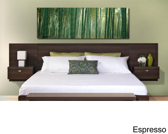Valhalla Designer Series Floating King Headboard With