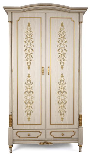 Filagree Panel Furniture Stencil - Mediterranean - Wall Stencils - san diego - by Royal Design ...