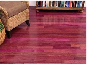 Purpleheart Hardwood Flooring Tropical Hardwood