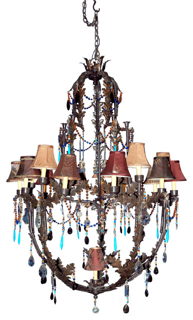 Moroccan traditional-chandeliers