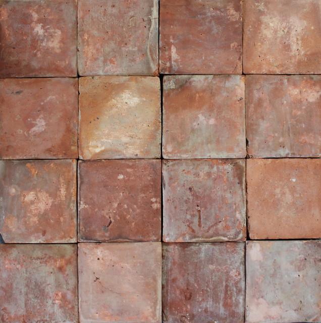 reclaimed terracotta tiles mediterranean - photo #8