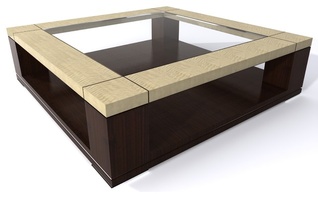 Portovita cocktail table contemporary coffee tables miami by arquitek inc Contemporary coffee tables design