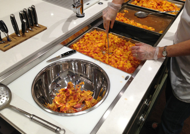 Canning at the Galley Sink - Kitchen - oklahoma city - by The Galley ...