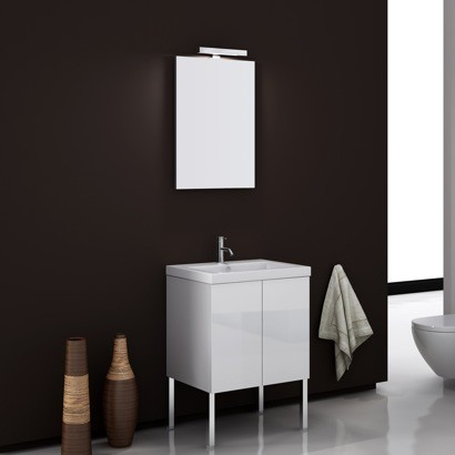Narrow Bathroom Vanity Set Contemporary Bathroom Vanities And Sink Consol