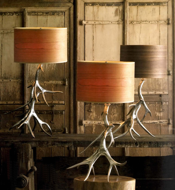 Antler Lamps Table Lamps Other Metro By Forma Living