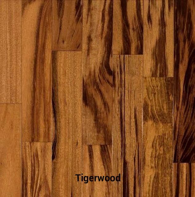 Tigerwood Hardwood Flooring Brazilian Koa Hardwood