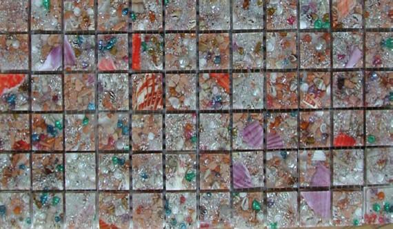 Resin Mosaic modern
