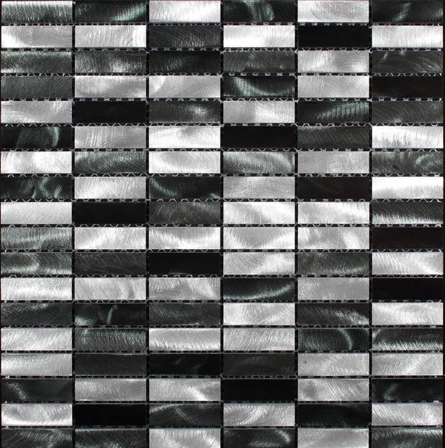 Aluminium tiles/mosaics beach-style-tile