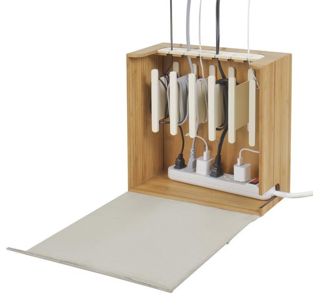 Hanging bathroom organizer
