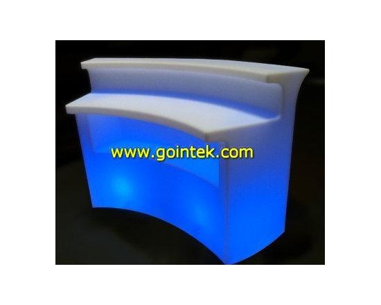 led bar counter,home bar counter -