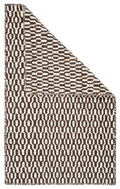 Bond Natural Wool Woven Rug contemporary-rugs