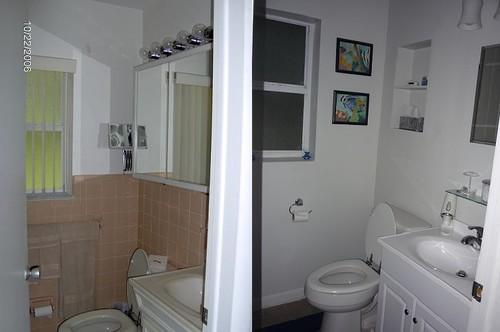 Remodeled small bathroom for Bathroom design 5x7