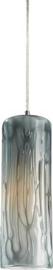 Elk Lighting 551-1MD 1 Light Pendant Maple Collection pendant-lighting