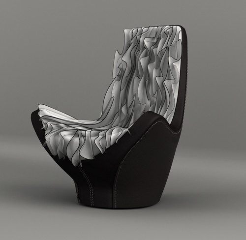 The Traveler CHair contemporary chairs