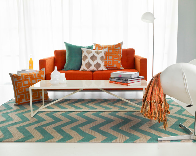 Surya Frontier Rug Ft 536 Tropical Living Room