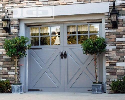 Custom Garage Doors Garden Gates amp Shutters In A French