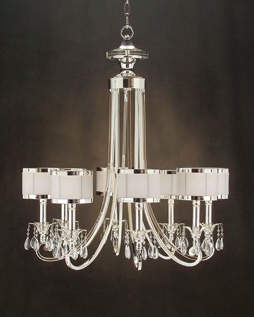 john richard 8 light chandelier ajc 8512 modern chandeliers