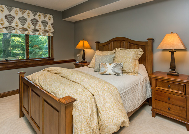 Plumwood Dr transitional-bedroom