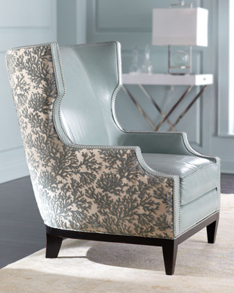 Massoud Catarina Chair traditional-accent-chairs